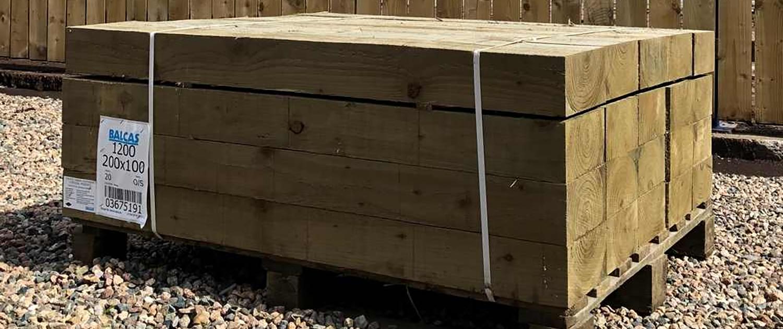 balcas wood pellets